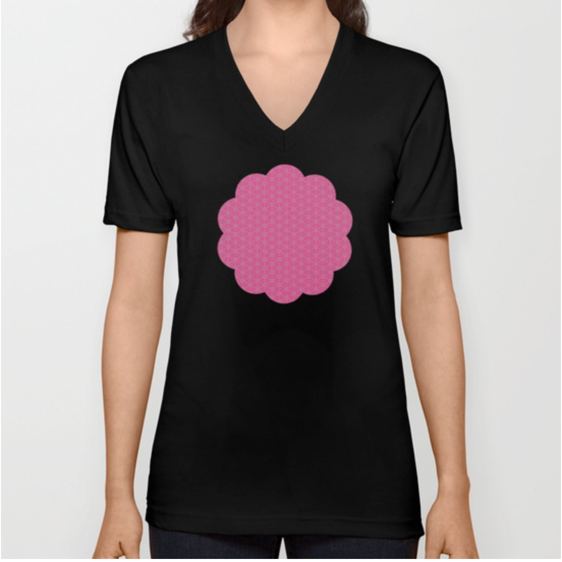 T-shirt femme by Rosa Lee Design on Society 6